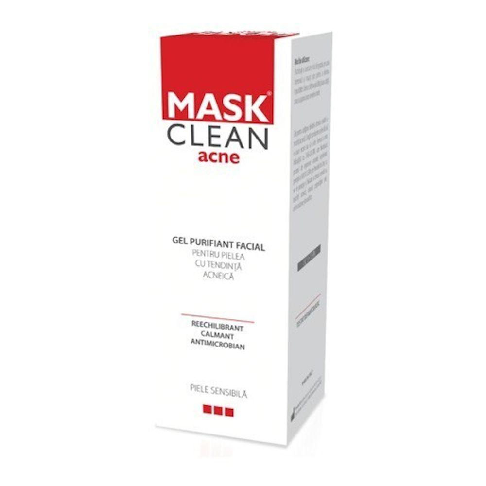 MASK CLEAN GEL ACNE 150ML