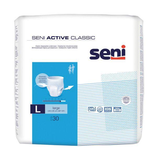 SENI ACTIVE CLASSIC LARGE 30BUC