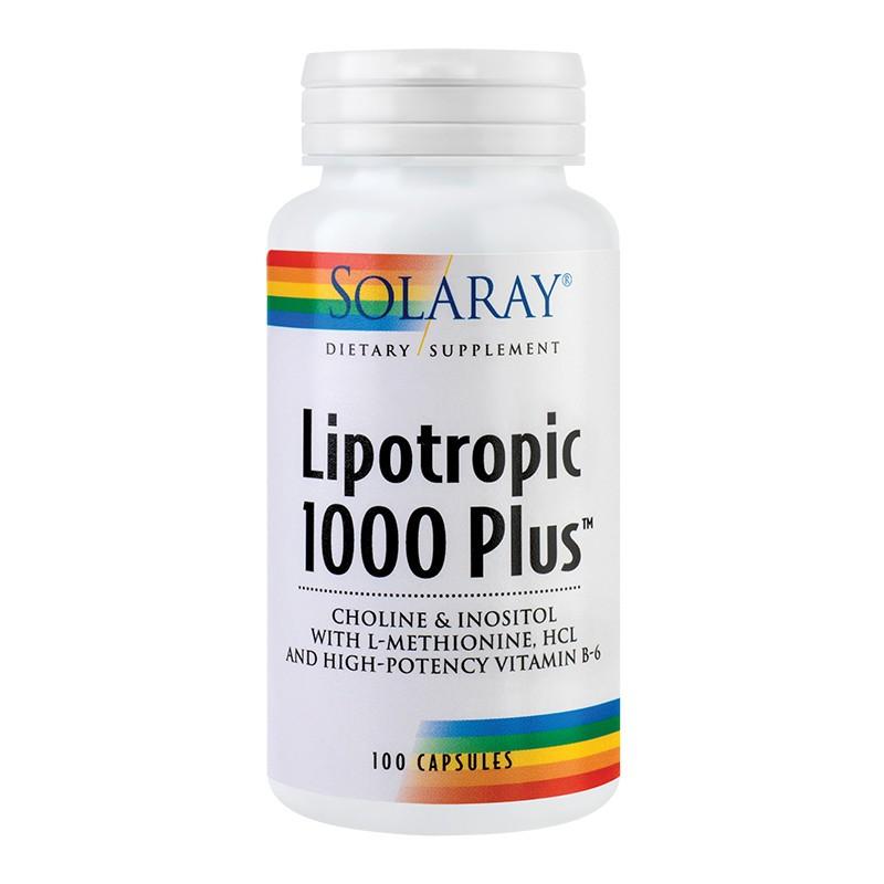 SECOM LIPOTROPIC 1000PLUS X 100 CAPSULE