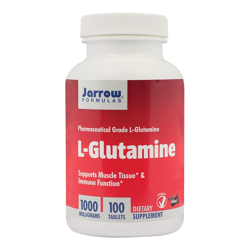SECOM L -GLUTAMINE 1000MG X 100 TABLETE