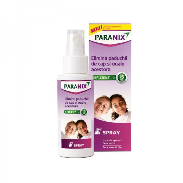 PARANIX SPRAY CONTRA PADUCHILOR 100ML